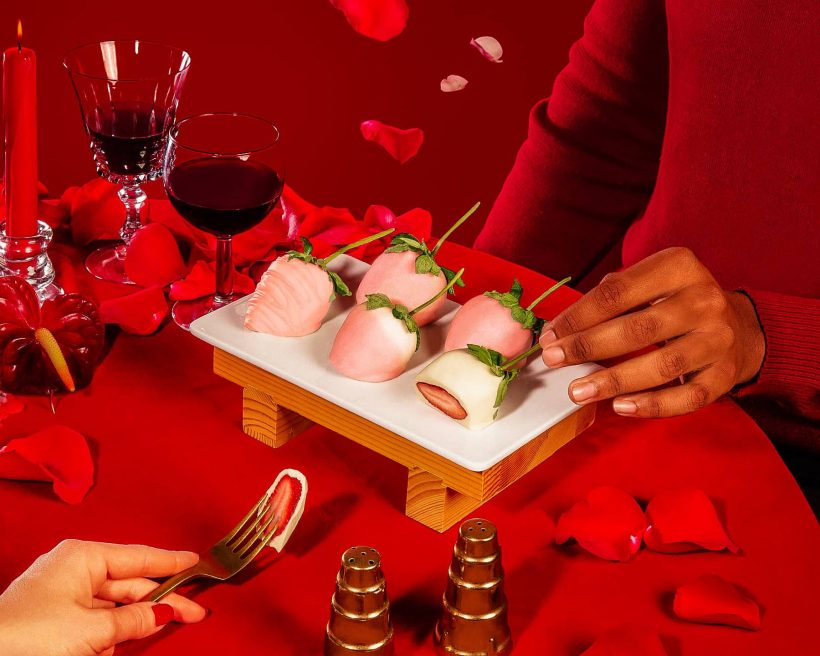 How to optimise your Valentine's Day set menu